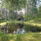 Ethnografisches Freilichtmuseum in Riga