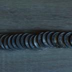 Zahlungsmittel aus Metall