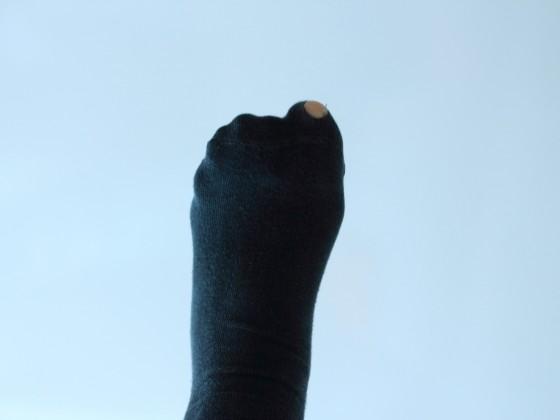 Alte Socke