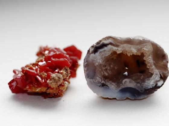 Mineralien - polymorphe Steine