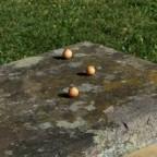 gemauerte Steine
