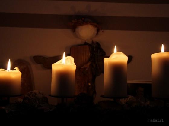 Im Kerzenglanz
