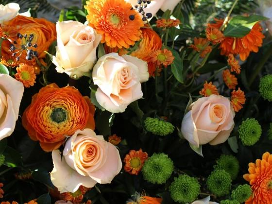 ... Blumendekoration