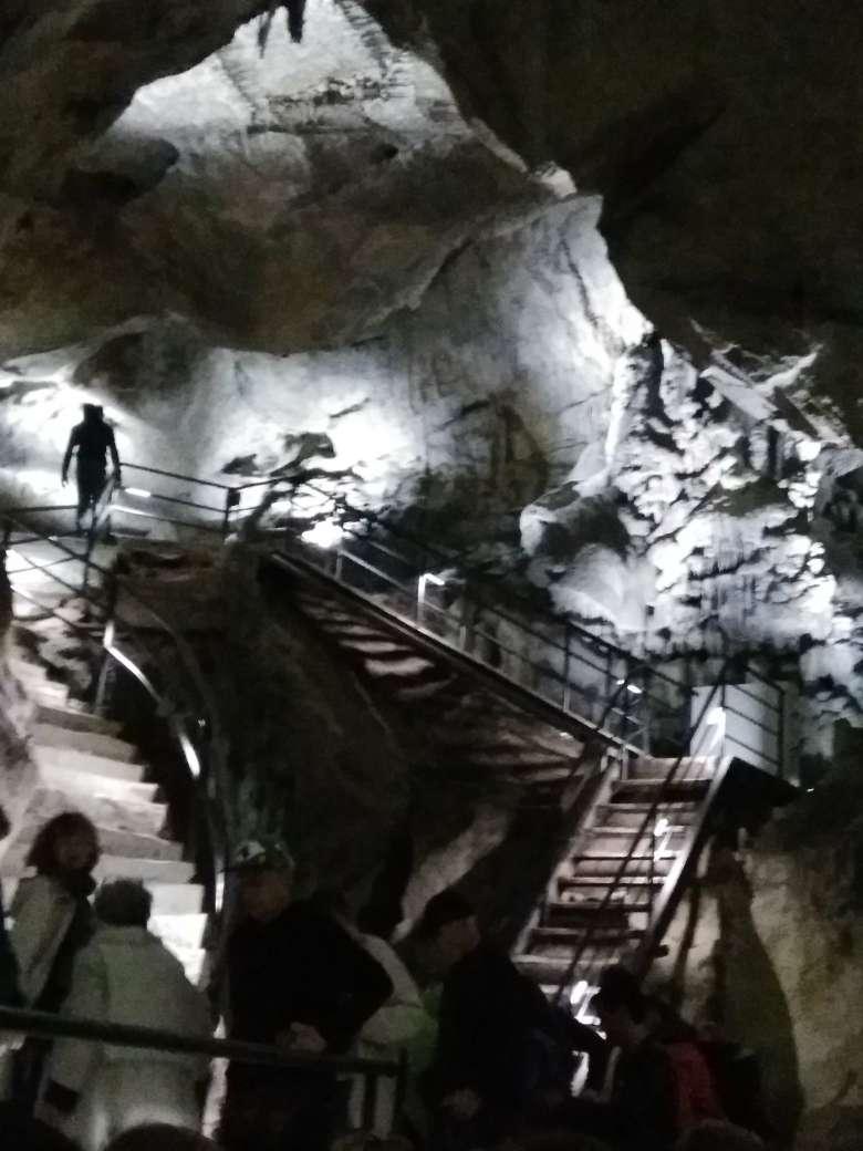 Grotte von Remouchamps