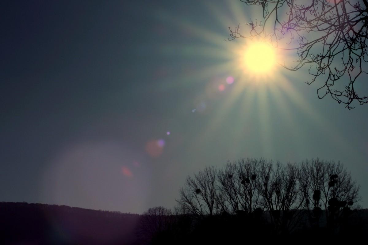 Sonnen-Licht