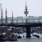 Verbindungsbrücke zwischen ColumbusCenter und Mediterraneo