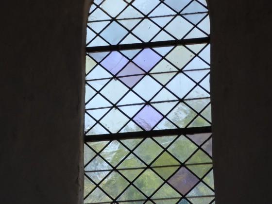 Historisches Kirchenfenster