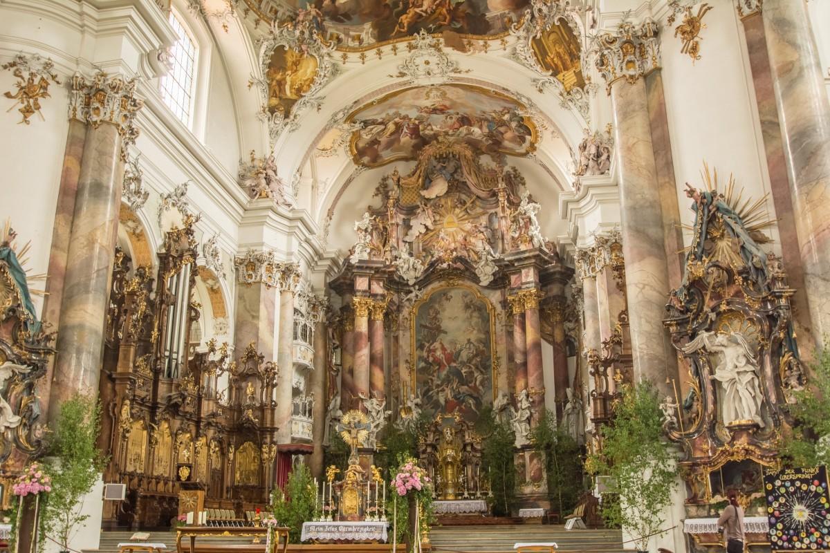 Basilika Ottobeuren