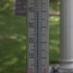 Sommer bei 40° im Schatten