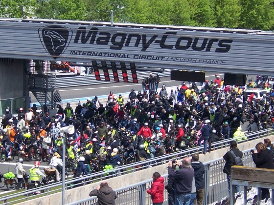Tagesausflug nach Magny-Cours