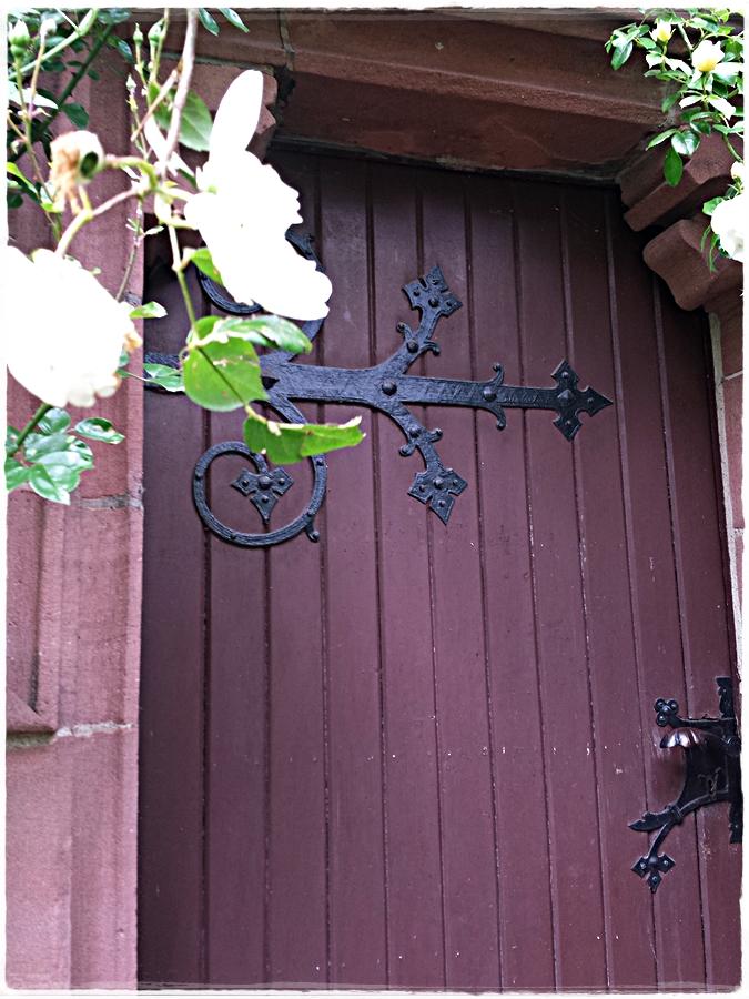 Dornröschen´s - Tür