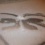 Schnee....schmetterling