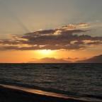 Abendsonne von Kos