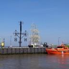 Hafeneinfahrtsbereich