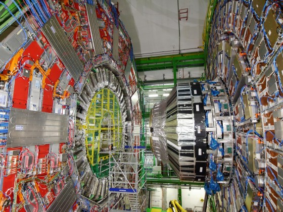 CMS-Detektor (CERN)