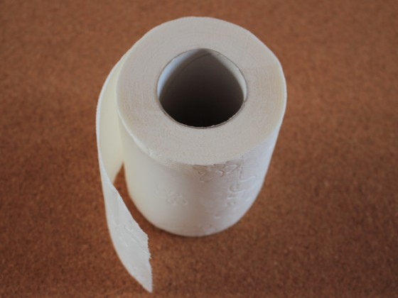 Klo-Papier