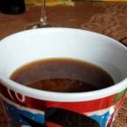 ..eine Tasse Kaffee
