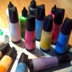 Farbe.. wörtlich genommen